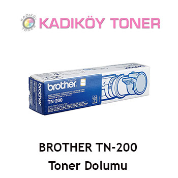 BROTHER TN-200 Laser Toner