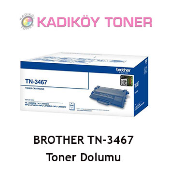 BROTHER TN-3467 Laser Toner