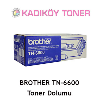 BROTHER TN-6600 Laser Toner
