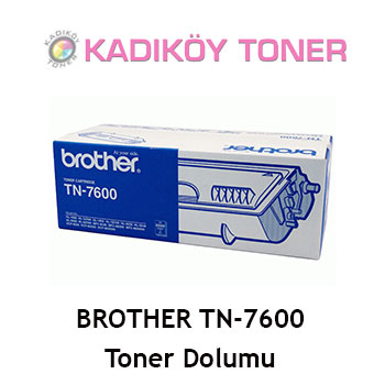 BROTHER TN-7600 Laser Toner