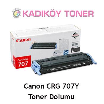 CANON CRG-707Y (CRG707) Laser Toner