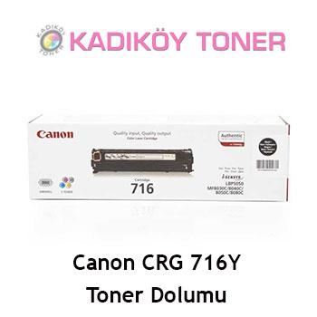 CANON CRG-716Y (CRG716) Laser Toner