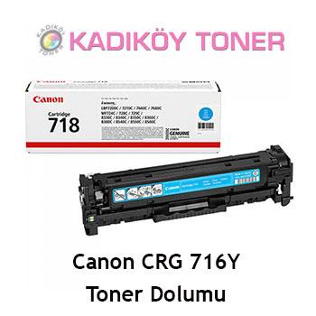 CANON CRG-718BK (CRG718) Laser Toner
