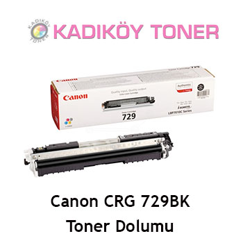 CANON CRG-729BK (CRG729) Laser Toner