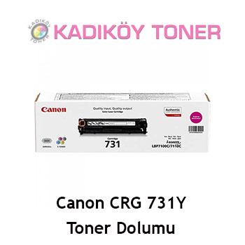 CANON CRG-731Y (CRG731) Laser Toner