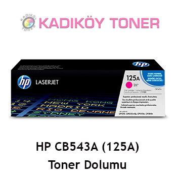 HP CB543A (125A) Laser Toner