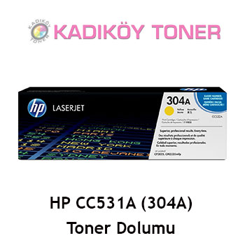 HP CC532A (304A) Laser Toner