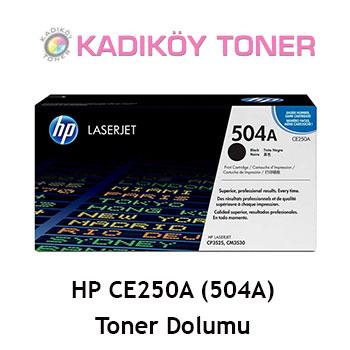 HP CE250A (504A) Laser Toner