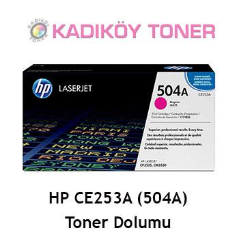 HP CE253A (504A) Laser Toner
