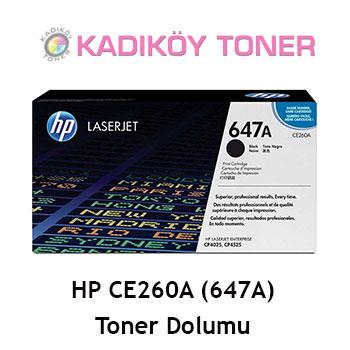 HP CE260A (647A) Laser Toner