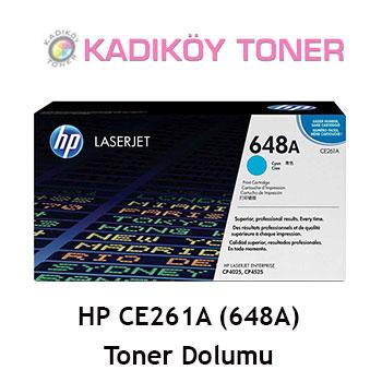 HP CE261A (648A) Laser Toner