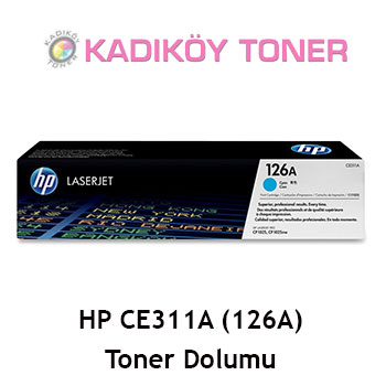 HP CE311A (126A) Laser Toner