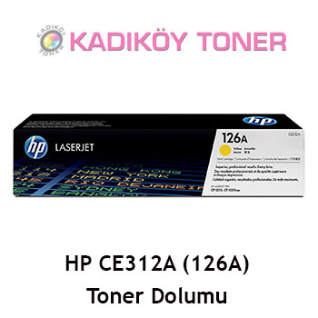 HP CE312A (126A) Laser Toner