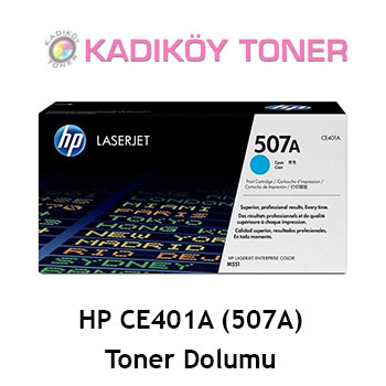 HP CE401A (507A) Laser Toner