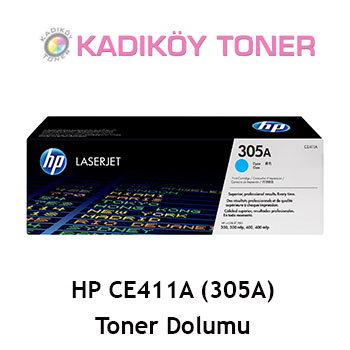 HP CE411A (305A) Laser Toner