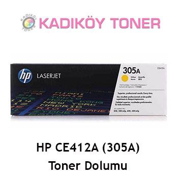 HP CE412A (305A) Laser Toner