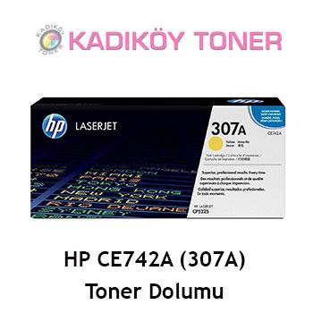 HP CE742A (307A) Laser Toner