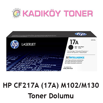 HP CF217A (17A) M102/M130 Laser Toner