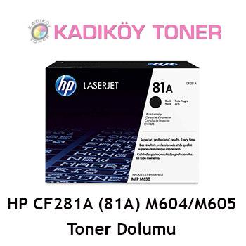 HP CF281A (81A) M604/M605 Laser Toner
