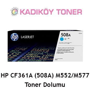 HP CF361A (508A) M552/M577 Laser Toner