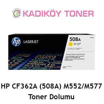 HP CF362A (508A) M552/M577 Laser Toner