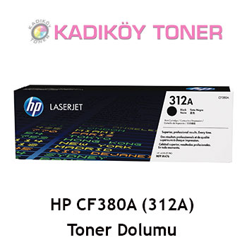 HP CF380A (312A) Laser Toner