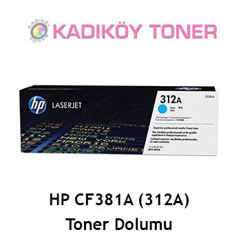 HP CF381A (312A) Laser Toner