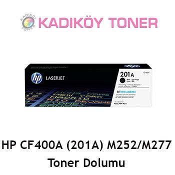HP CF400A (201A) M252/M277 Laser Toner