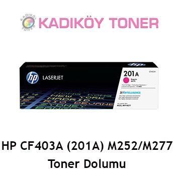 HP CF403A (201A) M252/M277 Laser Toner
