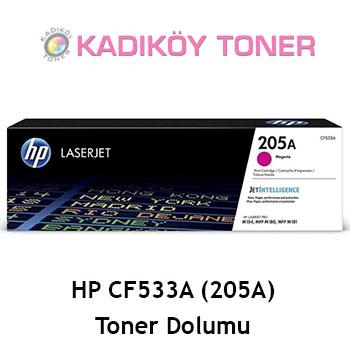 HP CF533A (205A) Laser Toner