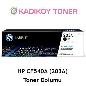 HP CF540A (203A) Laser Toner