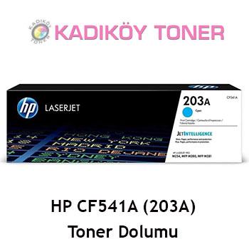 HP CF541A (203A) Laser Toner
