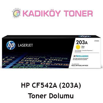 HP CF542A (203A) Laser Toner