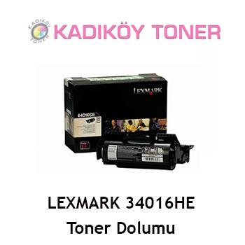 LEXMARK 34016HE (E340) Laser Toner