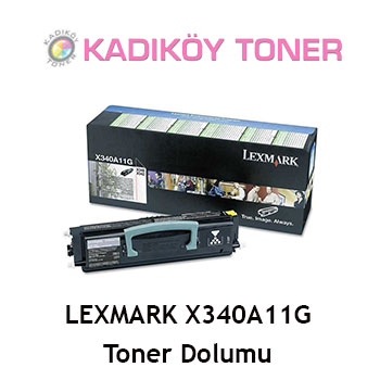 LEXMARK X340A11G (X340) Laser Toner