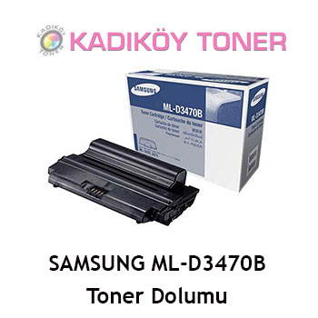 SAMSUNG ML-D3470B Laser Toner