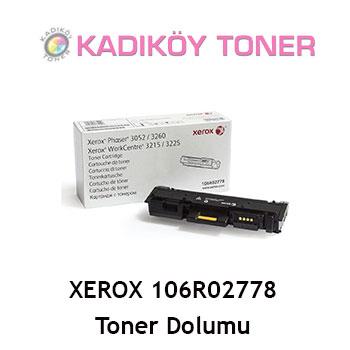 XEROX 106R02778 (3215/3052) Laser Toner